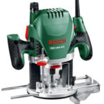 Bosch groen freesmachine